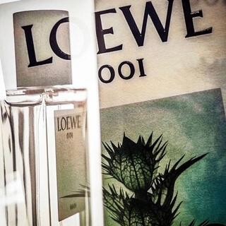 ロエベ(LOEWE)のロエベ 001 man パルファム 5ml  LOEWE 香水 001 (ユニセックス)