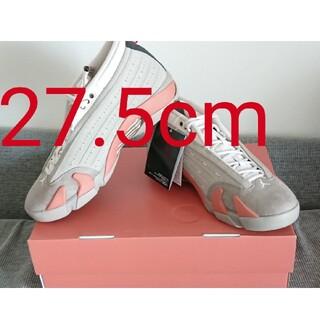 clot × NIKE AIR JORDAN 14 LOW 27.5cm(スニーカー)