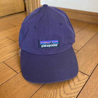 patagonia - パタゴニア 帽子 紫 ☆値下げ☆