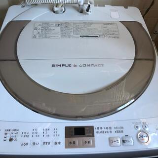 SHARP - シャープ洗濯機