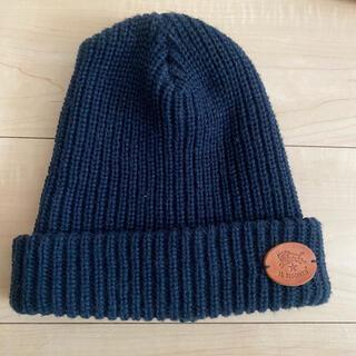 イルビゾンテ(IL BISONTE)のイルビゾンテ ニット帽  最終値下げ(ニット帽/ビーニー)