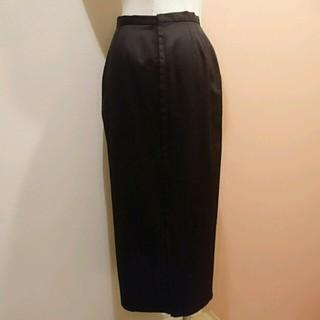 ドルチェアンドガッバーナ(DOLCE&GABBANA)のDOLCE&GABBANA♡ホックデザイン♡ロングスカート(ロングスカート)