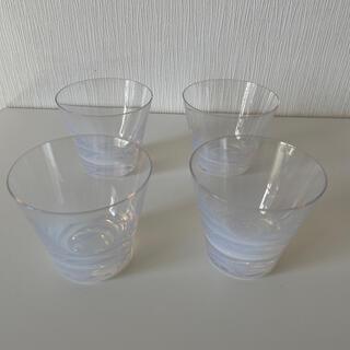 スガハラ(Sghr)の菅原工芸硝子 グラスセットandケーキドームandバターケース(グラス/カップ)