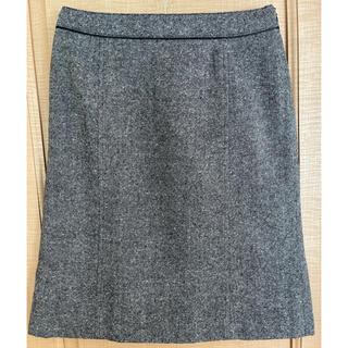 ザスコッチハウス(THE SCOTCH HOUSE)のtweedスカート(ひざ丈スカート)