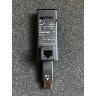 バッファロー(Buffalo)のBUFFALO Wi-Fiアダプター WLI-UTX-AG300(PC周辺機器)