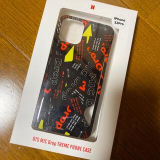 ボウダンショウネンダン(防弾少年団(BTS))のBTS MIC DROP iPhone11Pro スマホケース(iPhoneケース)