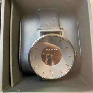 ダニエルウェリントン(Daniel Wellington)のklasse14 腕時計 黒(腕時計(アナログ))