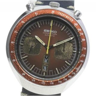 セイコー(SEIKO)のセイコー 5スポーツ スピードタイマー  6138-0040 メンズ 【中古】(腕時計(アナログ))