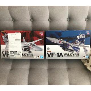 マクロス(macros)の超合金 マクロス VF-1S+VF-1Aセット(模型/プラモデル)