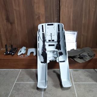 ブリヂストン(BRIDGESTONE)のbikke2 専用フロントチャイルドシート クッション付(自動車用チャイルドシート本体)