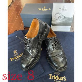 Trickers - Tricker's  BOURTON ウィングチップ  M7292