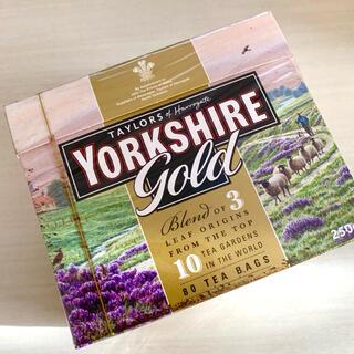 ルピシア(LUPICIA)の【Yorkshire tea GOLD 80袋入】(茶)