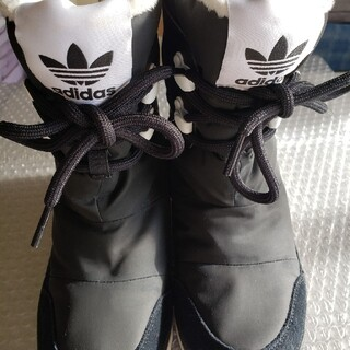 アディダス(adidas)のスノーブーツ(ブーツ)