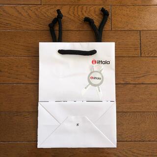 イッタラ(iittala)のイッタラ ショップ袋 ショッパー 紙袋 シール付き 贈り物 プレゼント などに(ラッピング/包装)