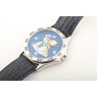 ディズニー(Disney)のプーさん ディズニー SEGA2000 電池交換済 美品(N03721)(腕時計(アナログ))