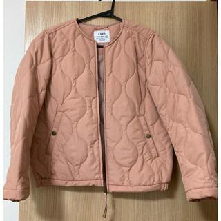 coen - キルティングブルゾン ジャケット