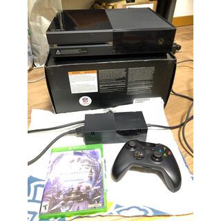 エックスボックス(Xbox)のxbox one(家庭用ゲーム機本体)