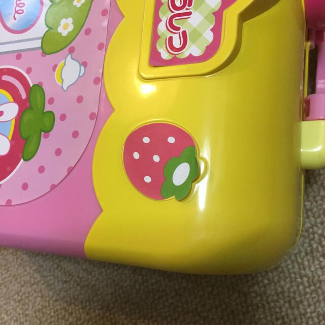 PILOT(パイロット)のメルちゃん おしゃべりいっぱい! いちごのびようしつ キッズ/ベビー/マタニティのおもちゃ(その他)の商品写真