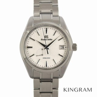 セイコー(SEIKO)のセイコー グランドセイコー GS 9R65-0AE0 スプリングドライブ  メン(腕時計(アナログ))