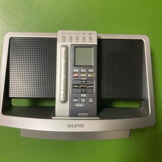 サンヨー(SANYO)のSANYO ICレコーダー ポータブルラジオレコーダー (その他)