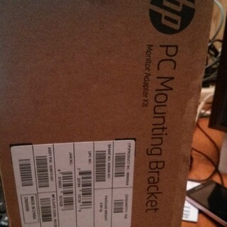 ヒューレットパッカード(HP)のHP pc mounting bracket(PCパーツ)