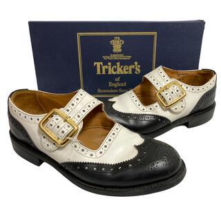 トリッカーズ(Trickers)のTrickers トリッカーズ ウイングチップ シューズ  L6011(ローファー/革靴)