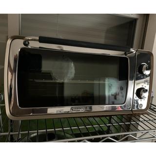 デロンギ(DeLonghi)のデロンギ オーブントースター⭐︎美品(調理機器)