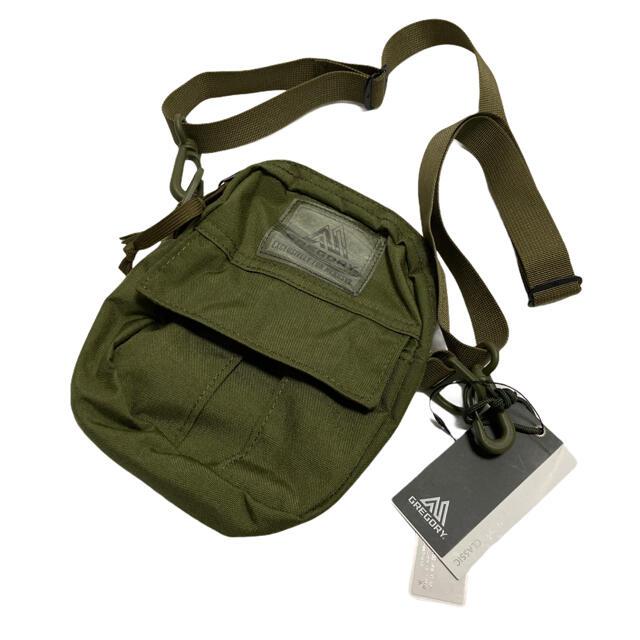 NEXUSVII(ネクサスセブン)のNEXUSVII. GREGORY ネクサスセブン グレゴリー ショルダーバック メンズのバッグ(ショルダーバッグ)の商品写真