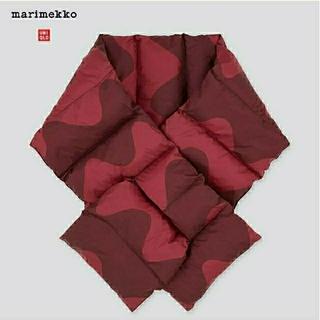 マリメッコ(marimekko)の[セット]UNIQLO × marimekko コラボ2点(マフラー/ショール)