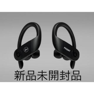 アップル(Apple)の藤原ヒロシ FRAGMENT × Beats Powerbeats Pro(ヘッドフォン/イヤフォン)
