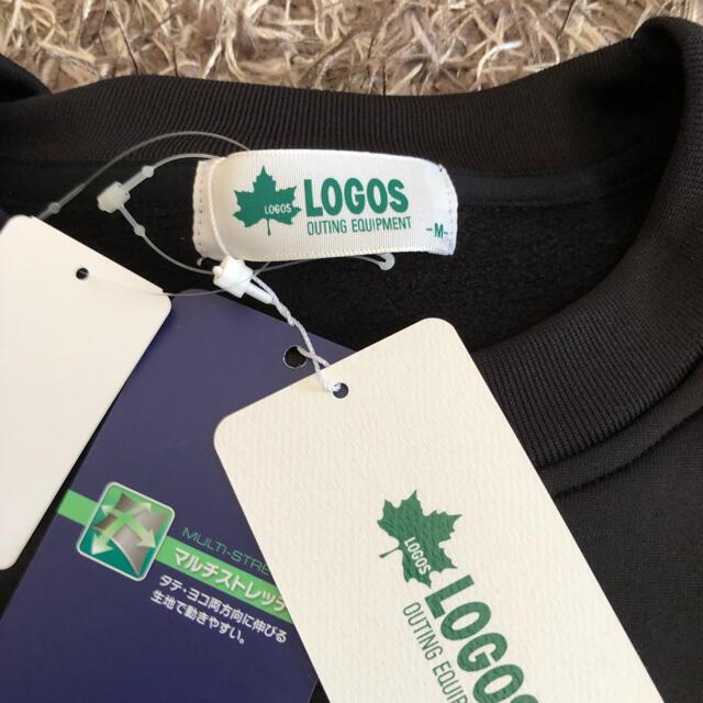LOGOS(ロゴス)のロゴス スウェット サイズM メンズのトップス(スウェット)の商品写真