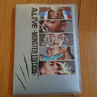 ビッグバン(BIGBANG)のALIVE -MONSTER EDITION-(DVD付)(K-POP/アジア)