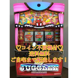 キタデンシ(北電子)の꙳★*゚パチスロ実機  マイジャグラー4  コイン不要機付 ꙳★*゚(パチンコ/パチスロ)