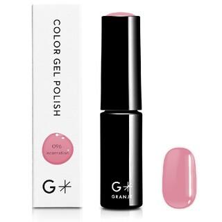 エストネーション(ESTNATION)のグランジェ GRANJE カラージェル ピンク 試し塗りのみ 096(ネイル用品)