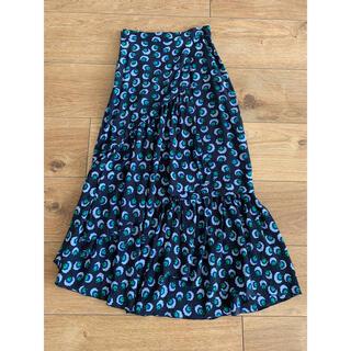ステラマッカートニー(Stella McCartney)のステラマッカートニー フラメンコスカート(ロングスカート)