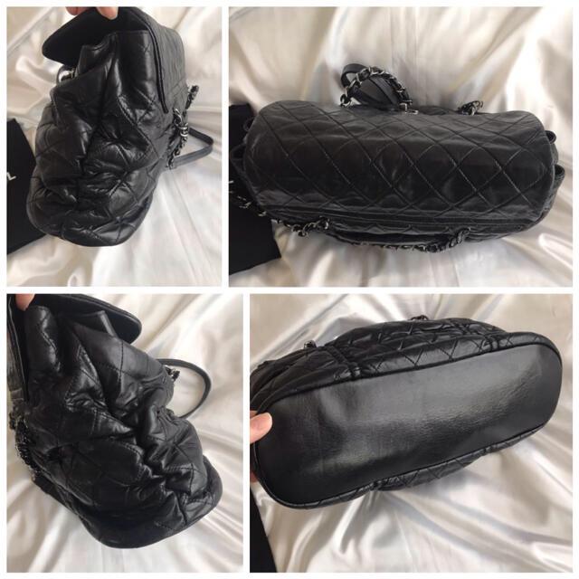 CHANEL(シャネル)の美品♡シャネル CHANEL マトラッセ ギャザー ショルダーバッグ  レディースのバッグ(ショルダーバッグ)の商品写真