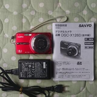 サンヨー(SANYO)のデジタルカメラ☆SANYO(コンパクトデジタルカメラ)