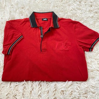 ドルチェアンドガッバーナ(DOLCE&GABBANA)のD&G ポロシャツ(ポロシャツ)