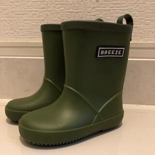 ブリーズ(BREEZE)のBREEZE 長靴 レインブーツ キッズ 15cm(長靴/レインシューズ)