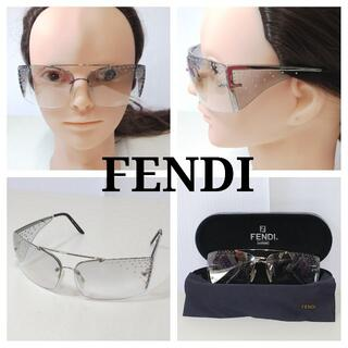 FENDI - FENDI フェンディ サングラス スタッズ NJ037