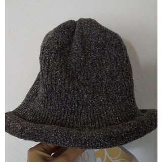 帽子 絹素材(ハット)