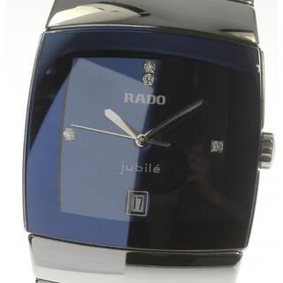 ラドー(RADO)の☆未使用品 ラドー ダイヤスター ジュビリー メンズ 【中古】(腕時計(アナログ))