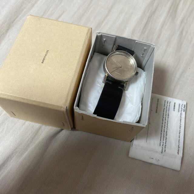 Carol Christian Poell(キャロルクリスチャンポエル)のtaichi murakami 24h時計 メンズの時計(腕時計(アナログ))の商品写真