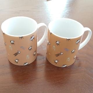 エーエスマンハッタナーズ(A.S.Manhattaner's)のマンハッタナーズ  マグカップ セット ペアカップ Manhattaner's(グラス/カップ)