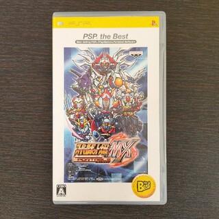 バンプレスト(BANPRESTO)のスーパーロボット大戦MXポータブル(PSP the Best) PSP(携帯用ゲームソフト)