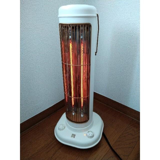 I.D.E.A international(イデアインターナショナル)のBRUNO(ブルーノ)カーボンファンヒーター(電気ストーブ)(BOE002) スマホ/家電/カメラの冷暖房/空調(電気ヒーター)の商品写真