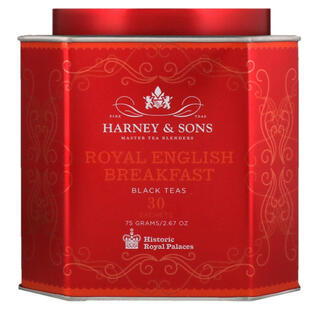 【HARNEY & SONS】紅茶(茶)
