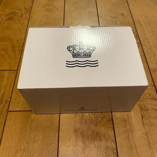 ロイヤルコペンハーゲン(ROYAL COPENHAGEN)の【送料込】ロイヤルコペンハーゲン空箱 ティーカップ用 6個(その他)