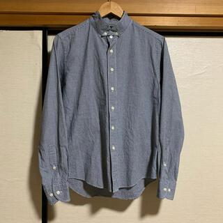 ネクサスセブン(NEXUSVII)の日本製 NEXUSⅦ Wing collar shirts(シャツ)