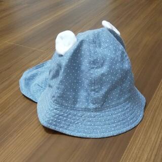 コンビミニ(Combi mini)のコンビミニ ベビー帽子 46センチ(帽子)